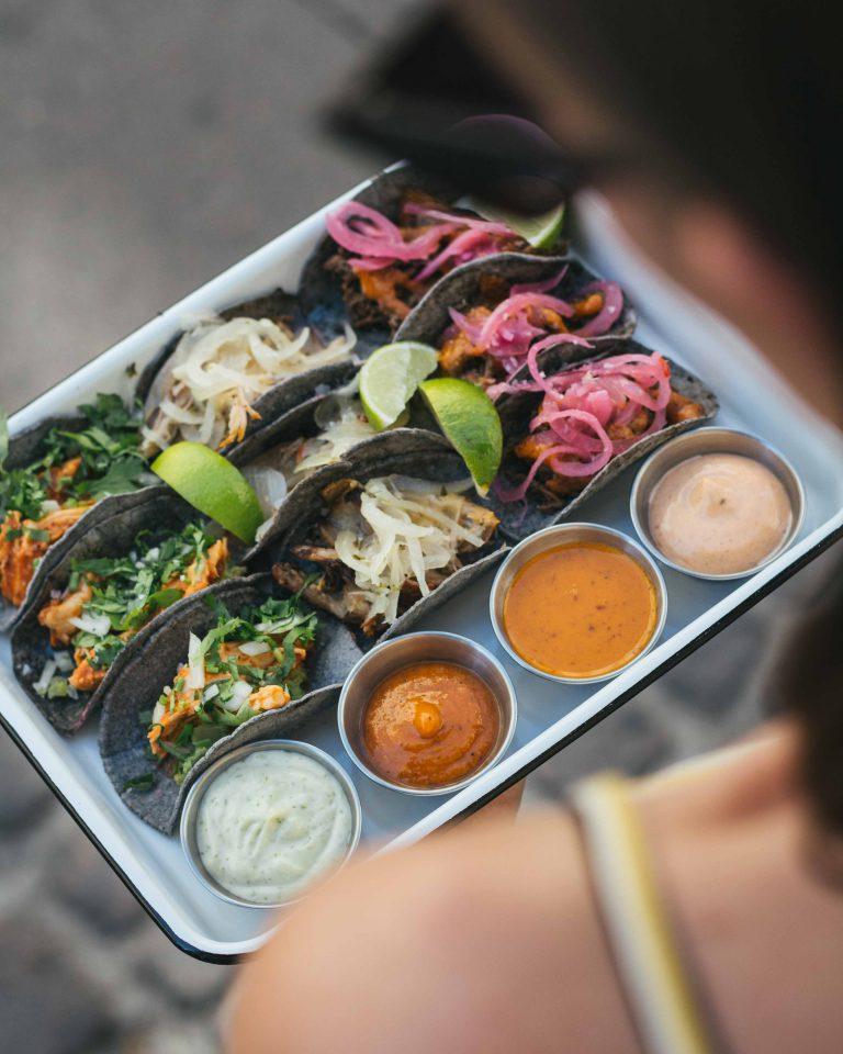 Barburrito Taco Plate